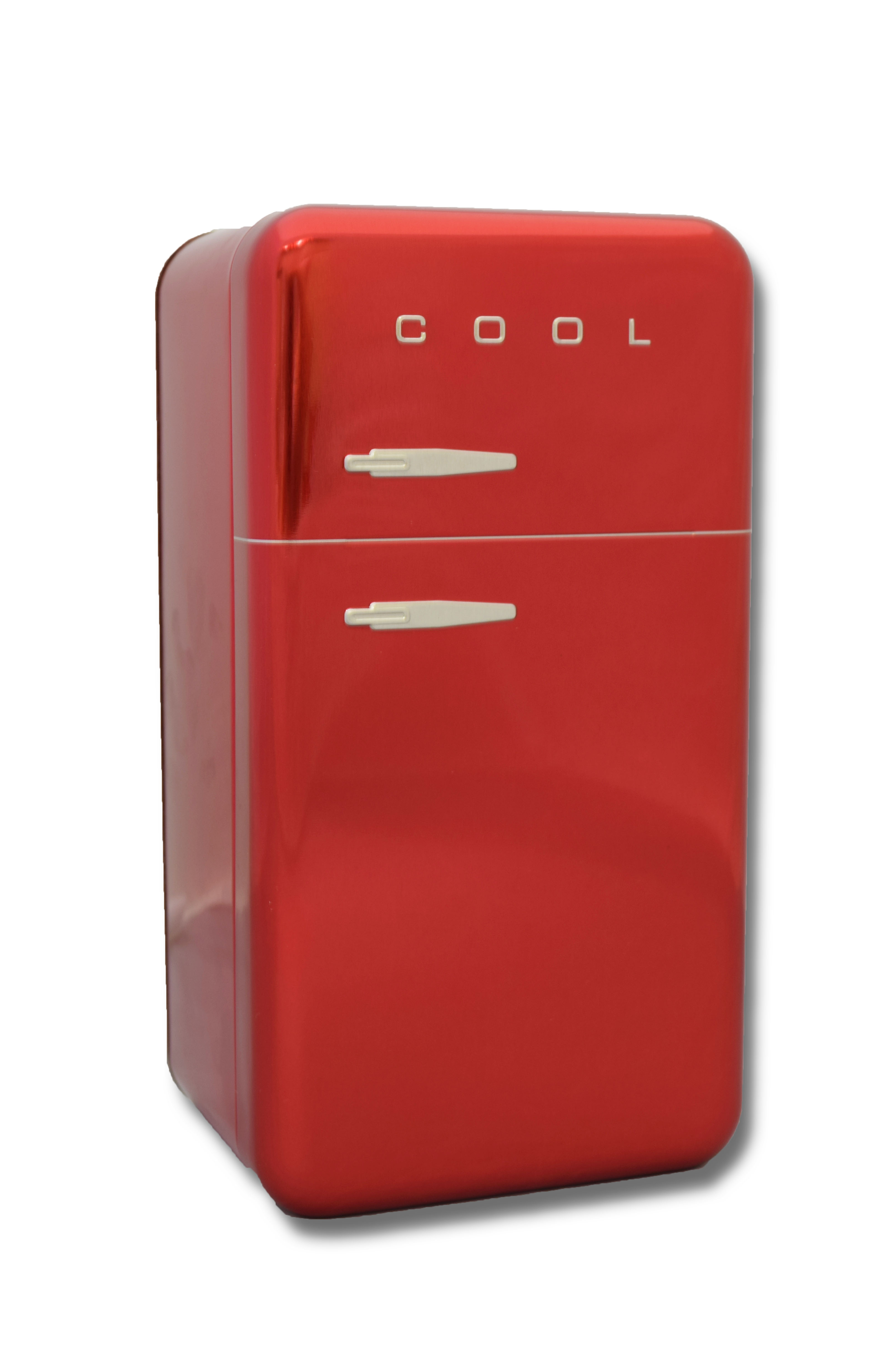Blikken doos rode ijskast online chocolade en pralines - Ijskast rood smet ...